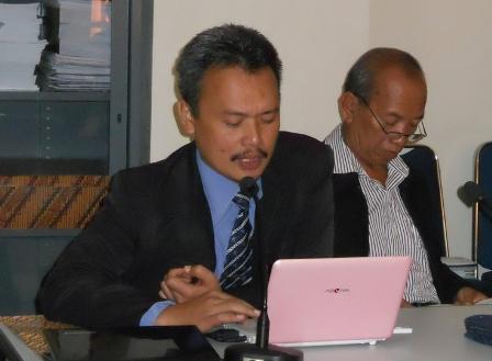 Lokakarya Kurikulum Fakultas Kesehatan Masyarakat Unimus Tahun 2012